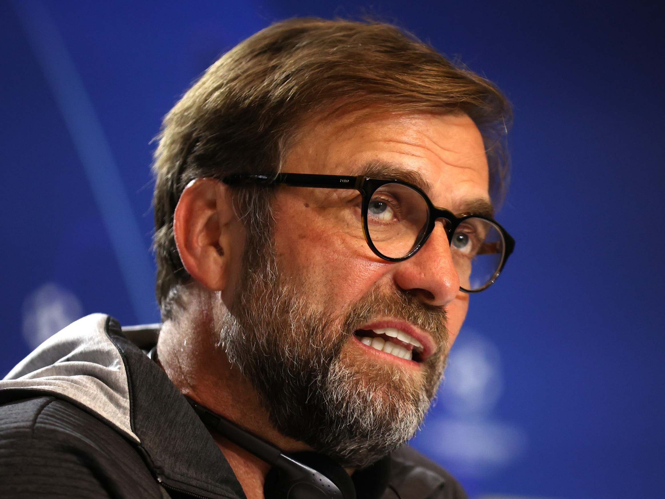 Jurgen Klopp hails Timo Werner and Kai Havertz as 'great players' – but admits Liverpool are unlikely to make major signings thumbnail