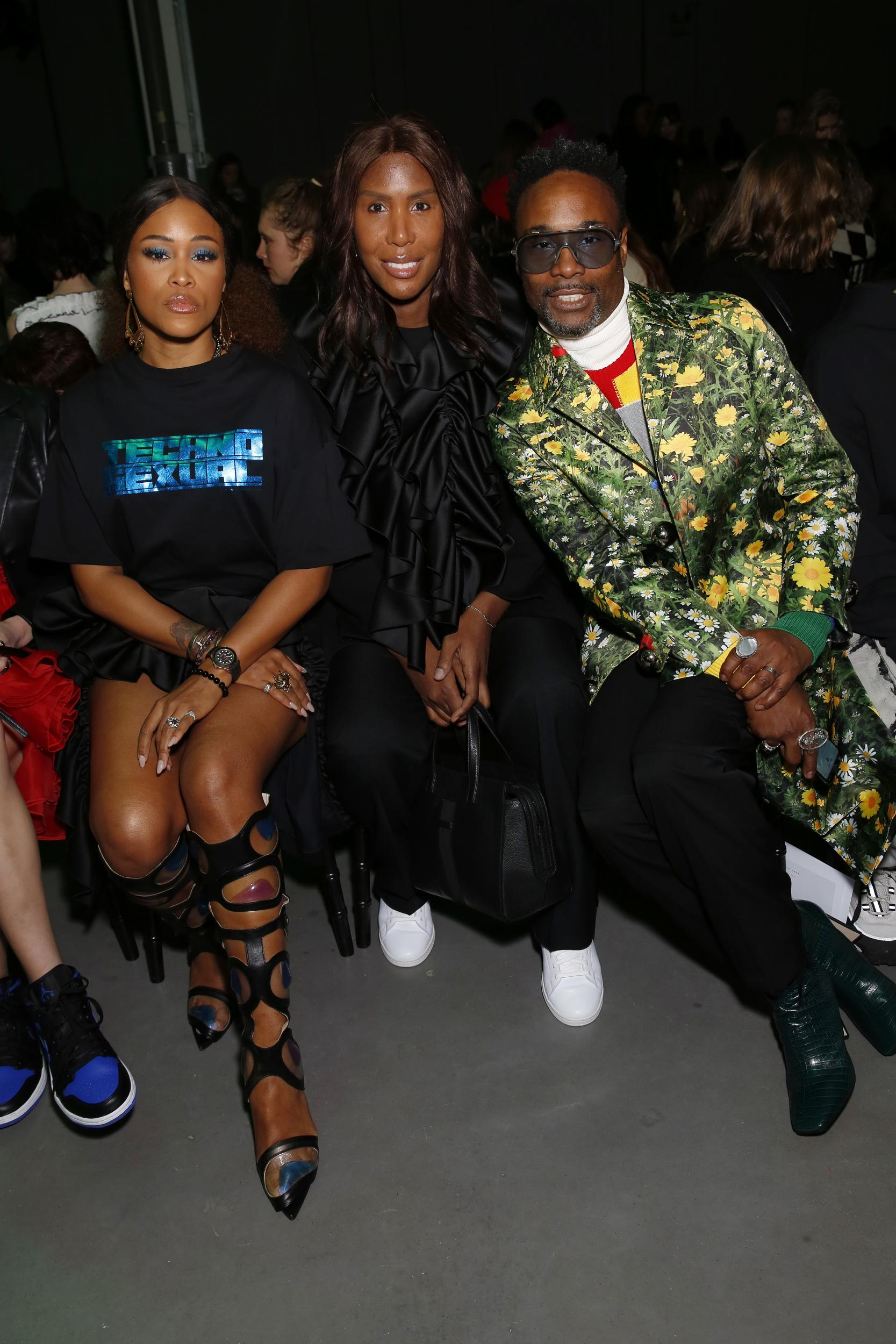 Eve, Honey Dijon and Billy Porter