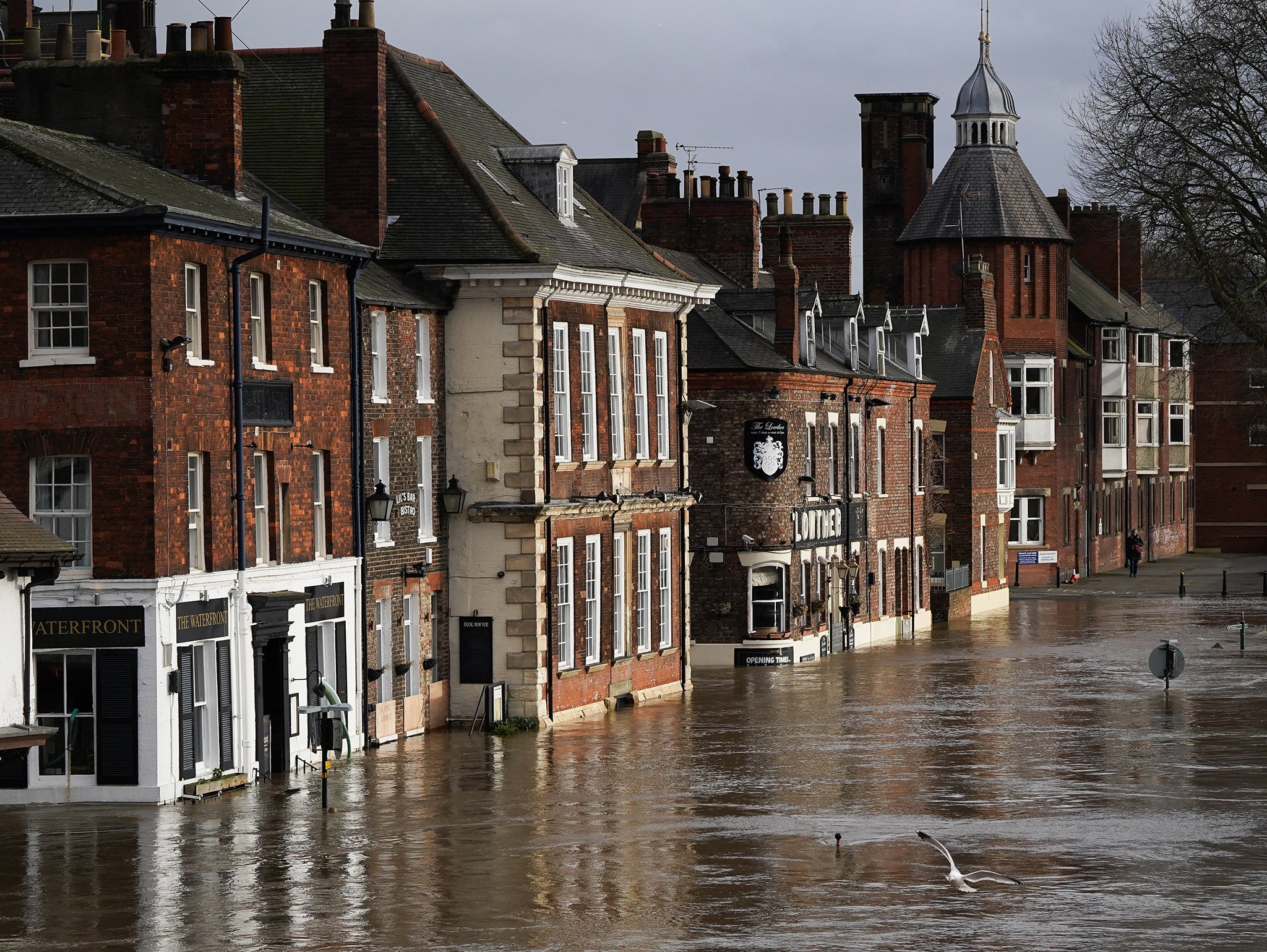 Storms inflict £7.7bn worth of damage on a third of UK property