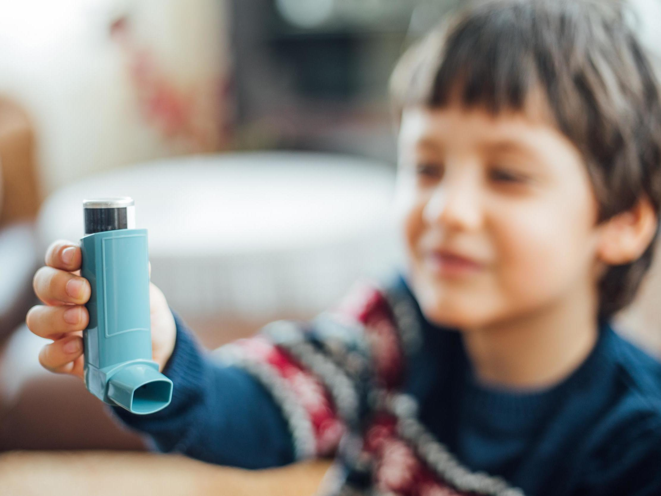Cleaning products linked to breathing problems in children