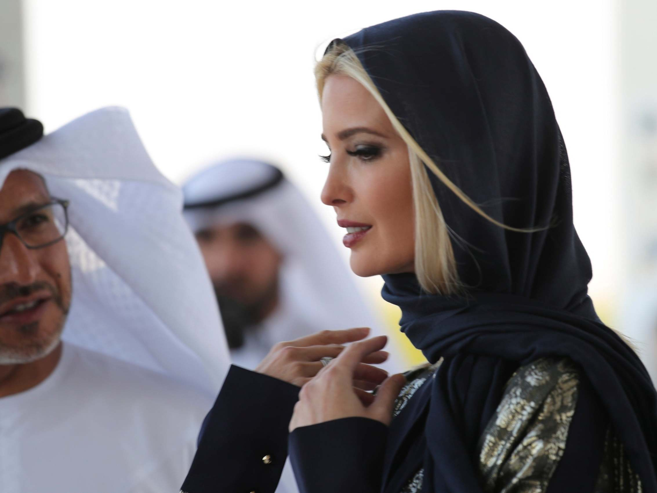 Ivanka Trump mocked by former ethics chief for UAE trip just days before Trump Dubai golf course anniversary - independent