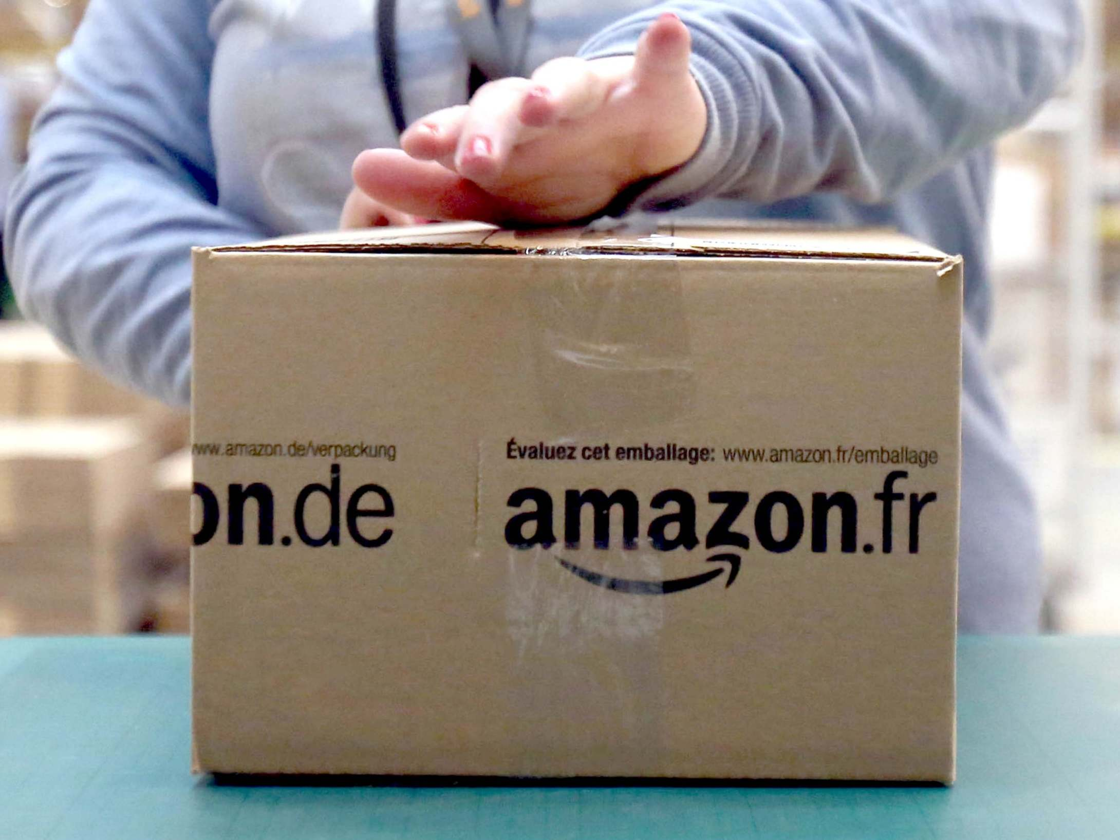 Hundreds injured at Amazon warehouses due to 'hellish' conditions, union claims
