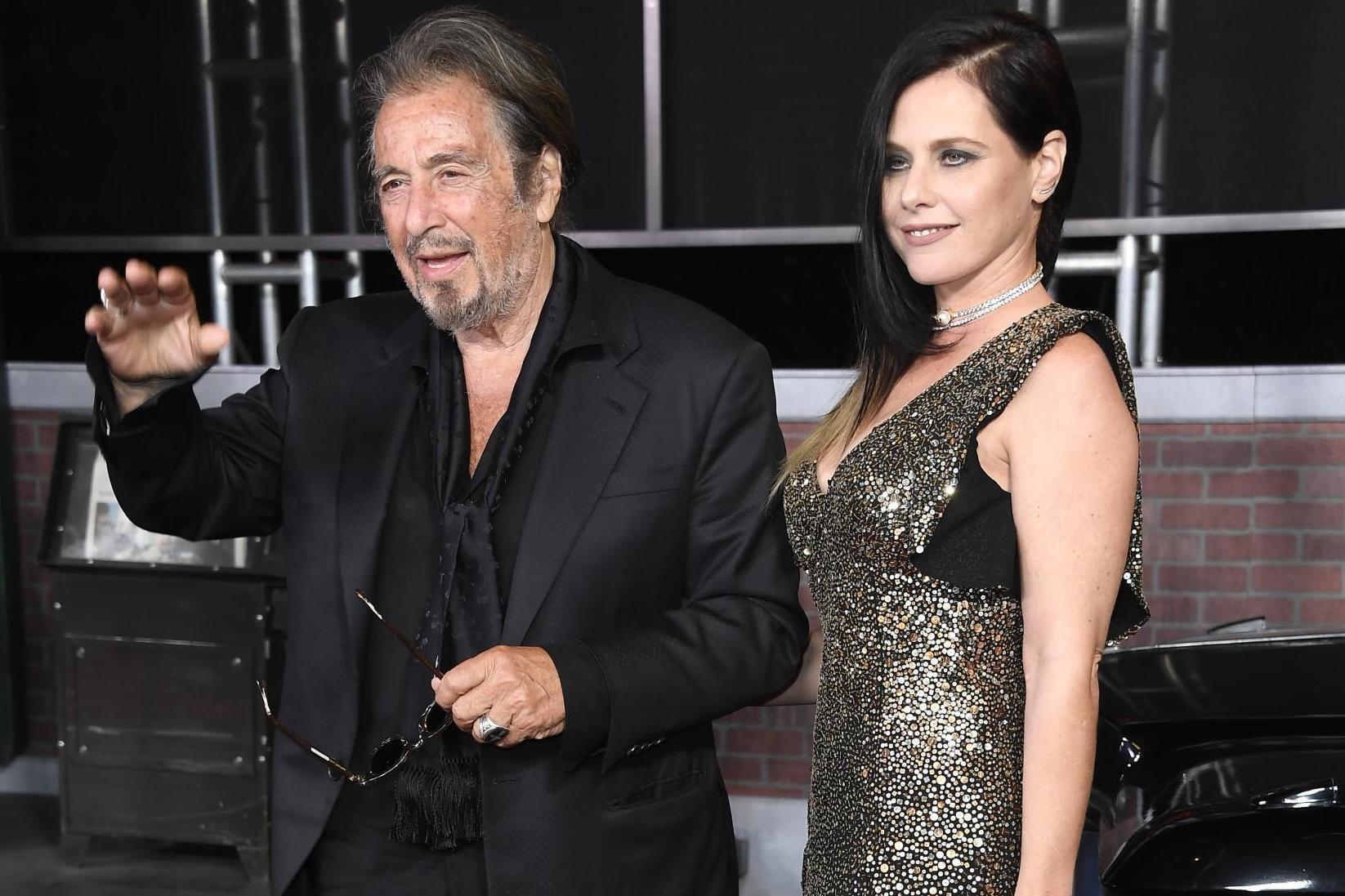Al Pacino's girlfriend ends relationship because 39-year age gap was 'difficult'