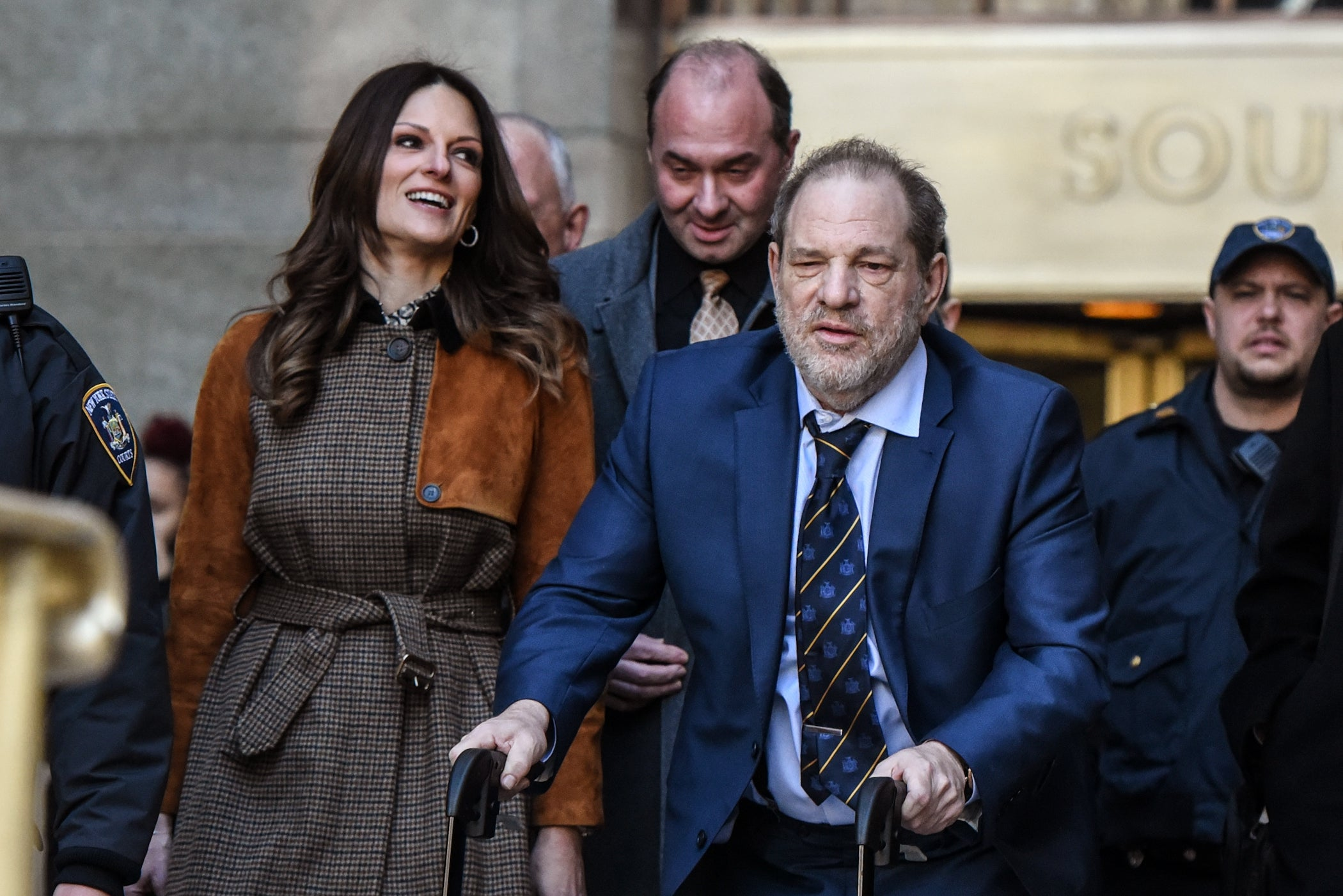 Opinion: I was one of Weinstein's victims. This is what I think of his female lawyer
