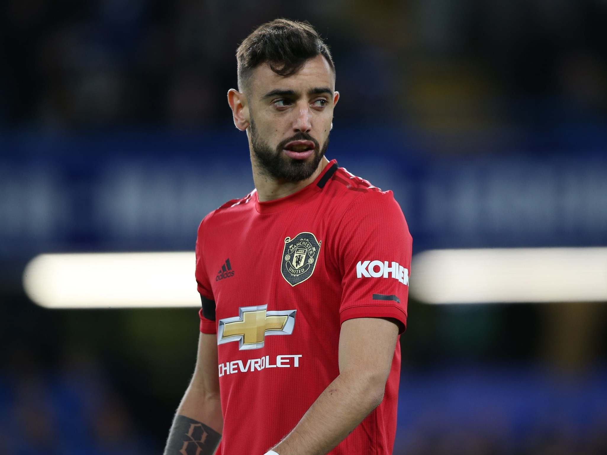 Manchester United News Bruno Fernandes Reveals Cristiano Ronaldo S Role In Move The Independent The Independent