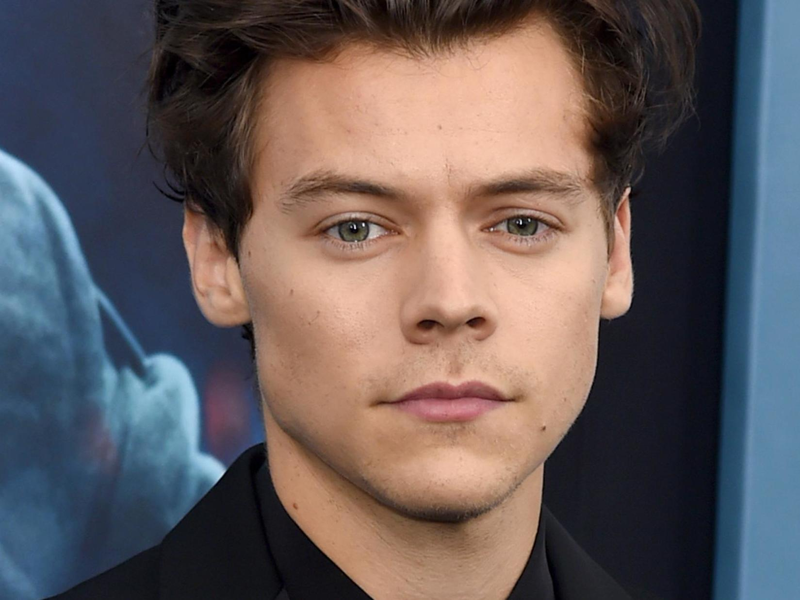 Harry Styles 'robbed at knifepoint'