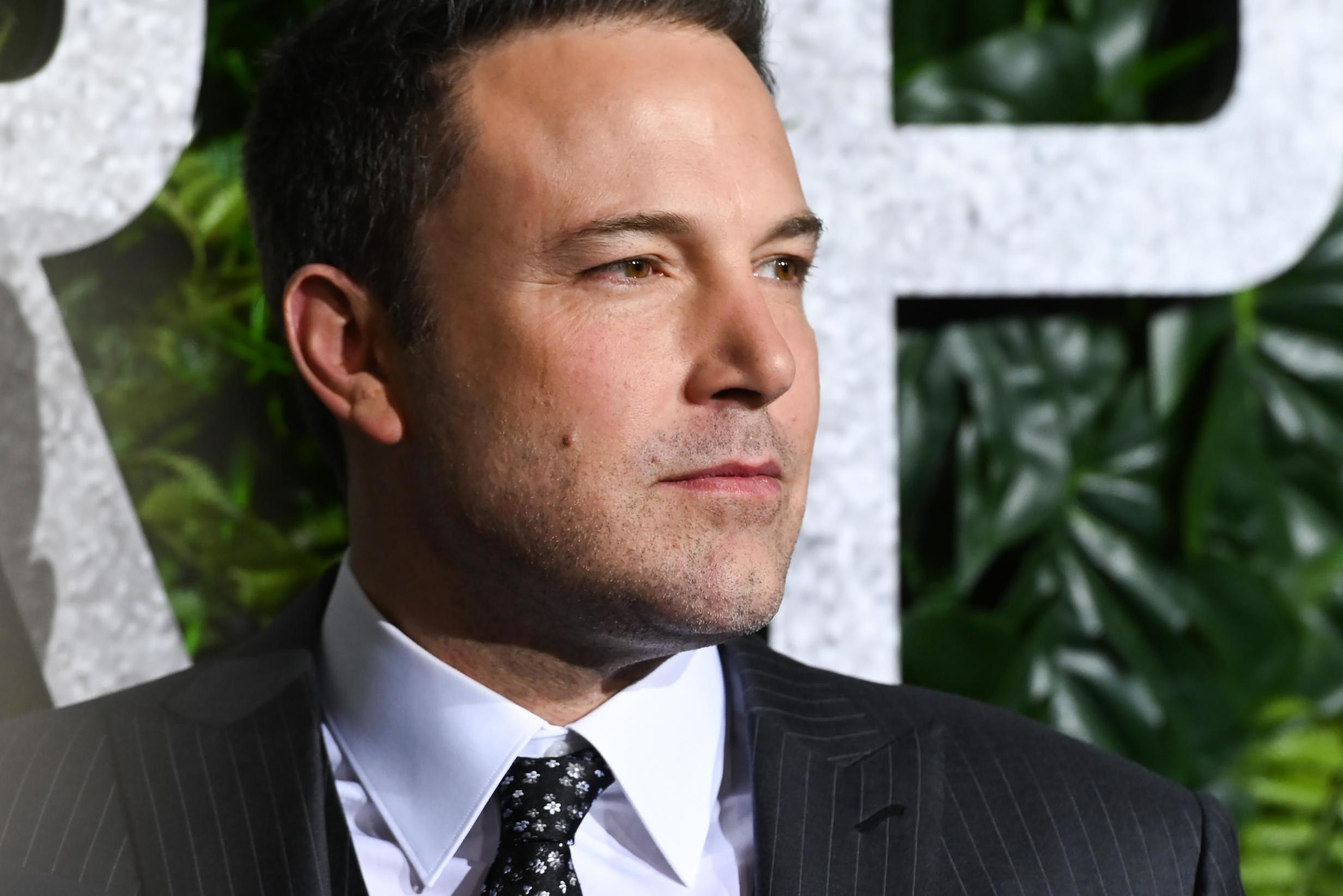 Ben Affleck calls divorce from Jennifer Garner 'the biggest regret of my life'