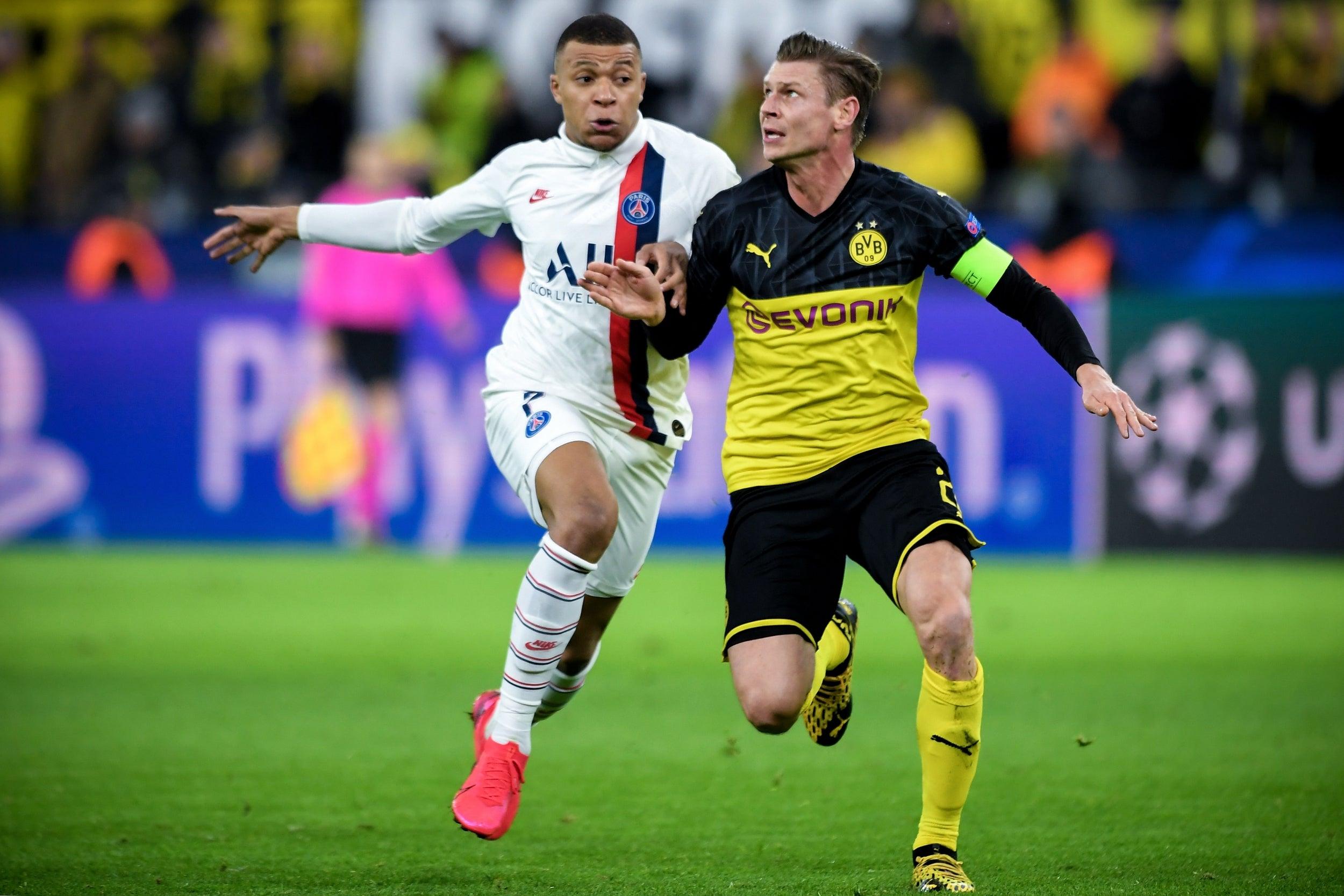 Dortmund Vs PSG Result Erling Haaland S Brute Force Gains