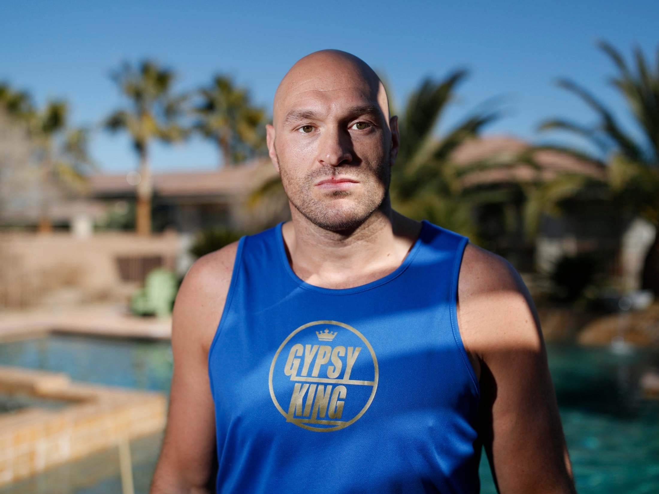 The truth behind Tyson Fury's ruthless training camp reshuffle