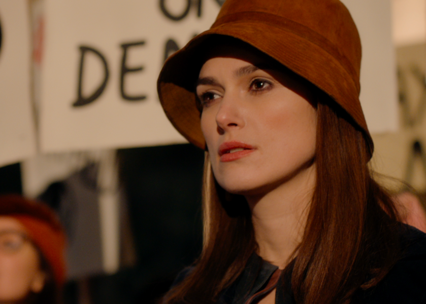 Keira Knightley says new film about 1970 Miss World competition could 'change way you think'