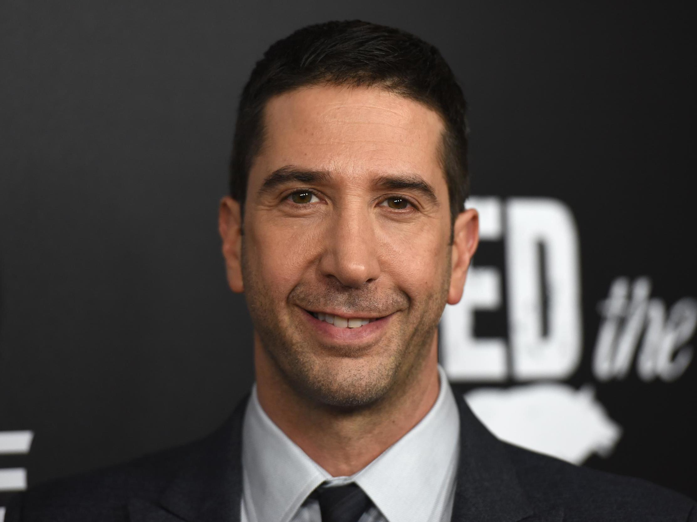 David Schwimmer says daughter is a 'self-declared vegetarian'