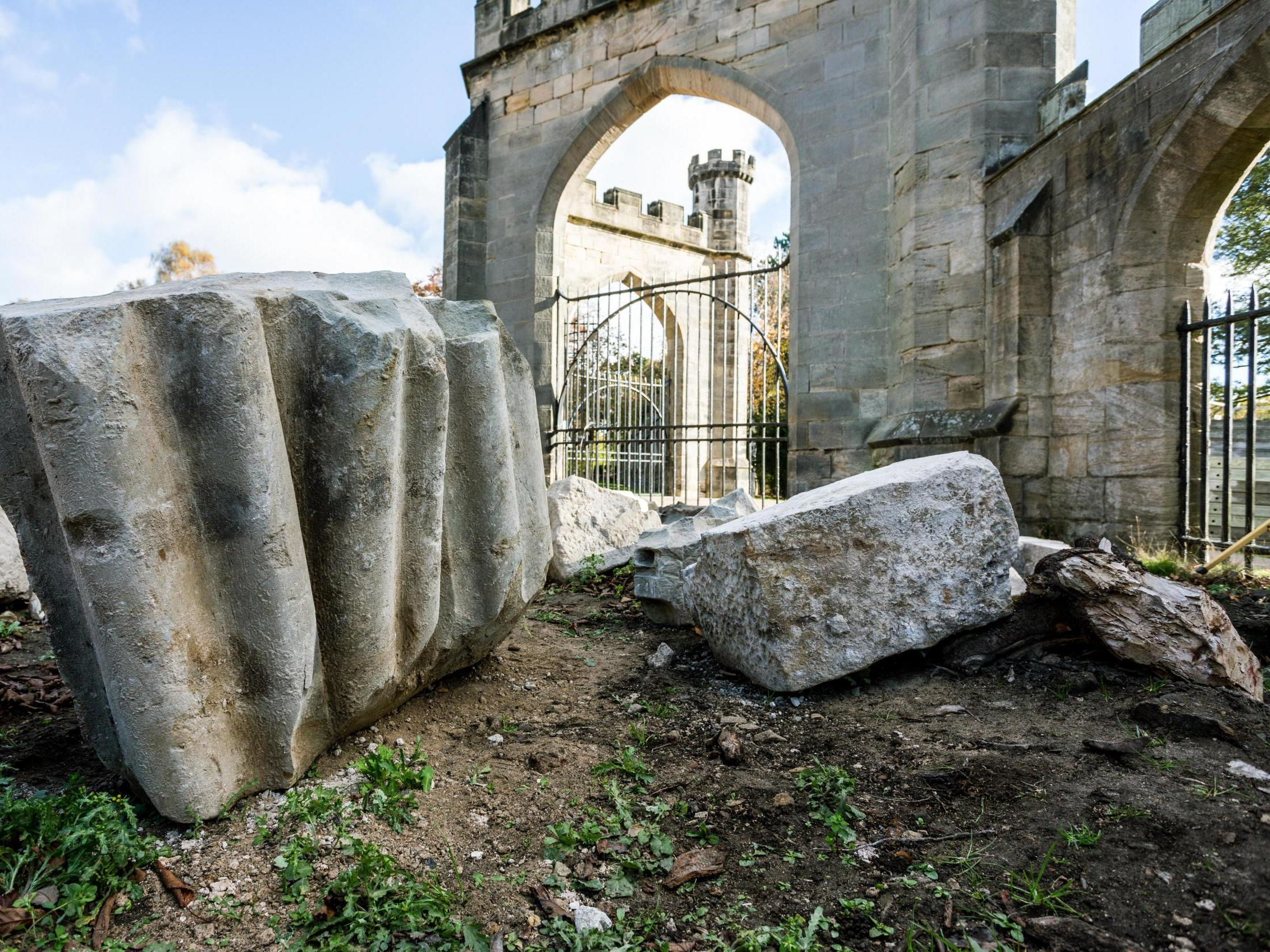 Archaeologists find long-lost architectural masterpiece inside important medieval fortress