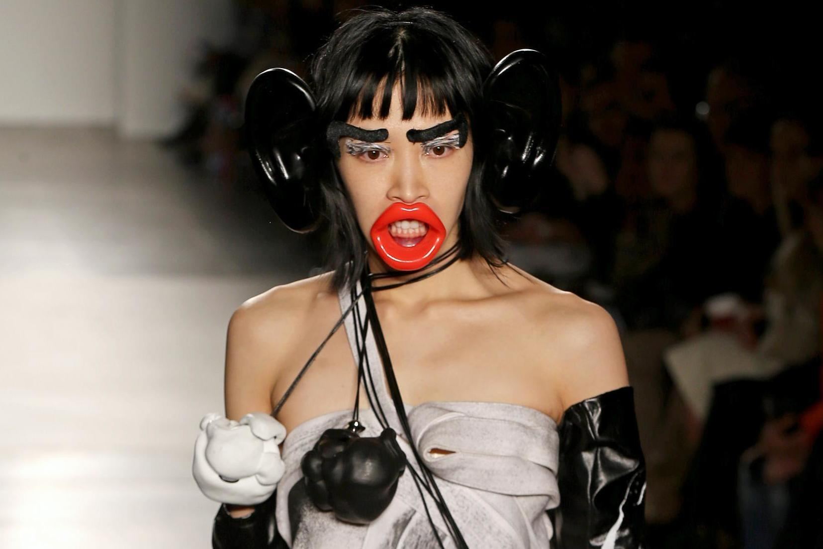 Fashion Institute of Technology apologises after runway show accused of being 'clearly racist'