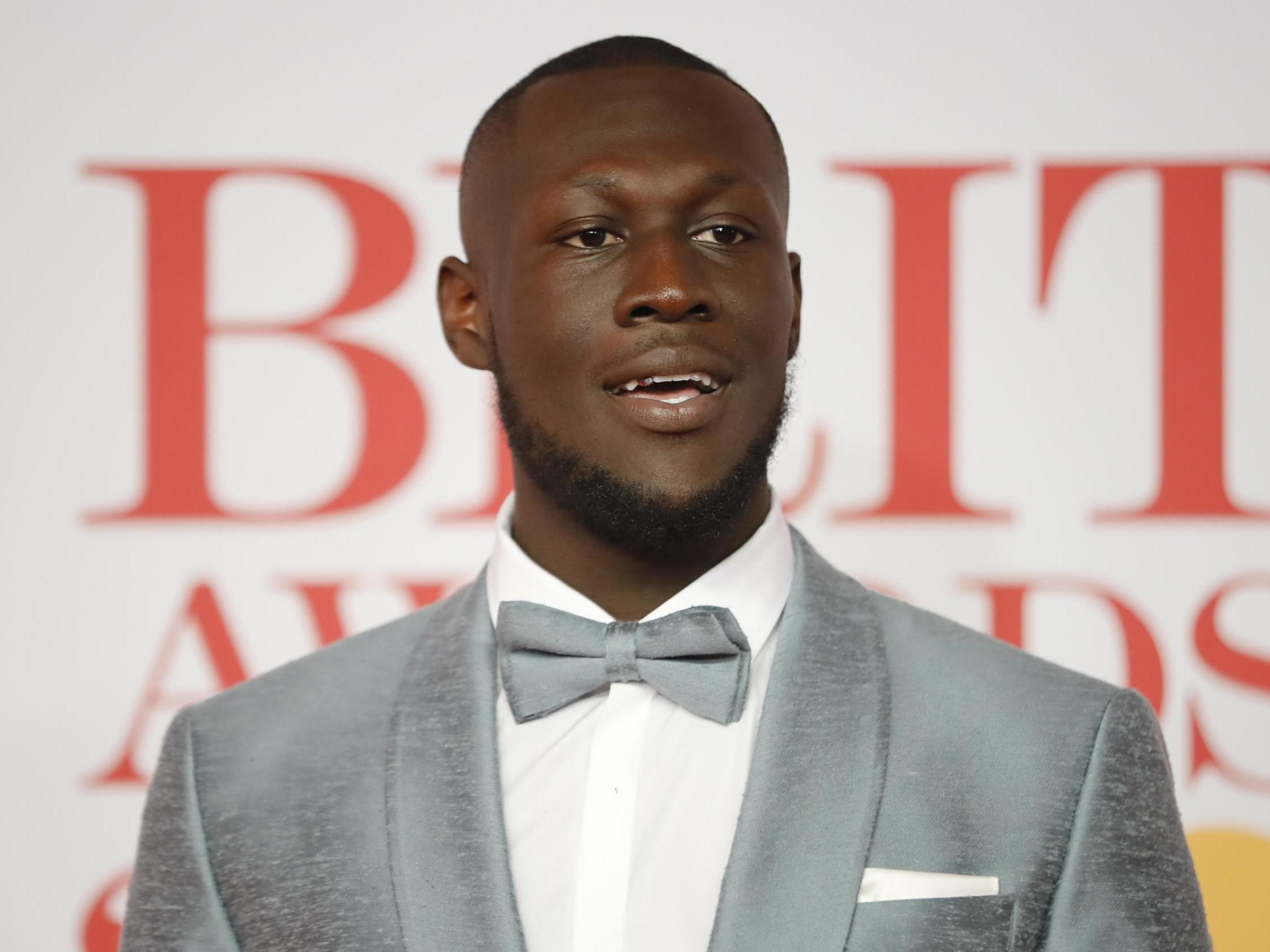 Stormzy speaks out on Black Lives Matter: 'If we weren't oppressed, we wouldn't be shouting'