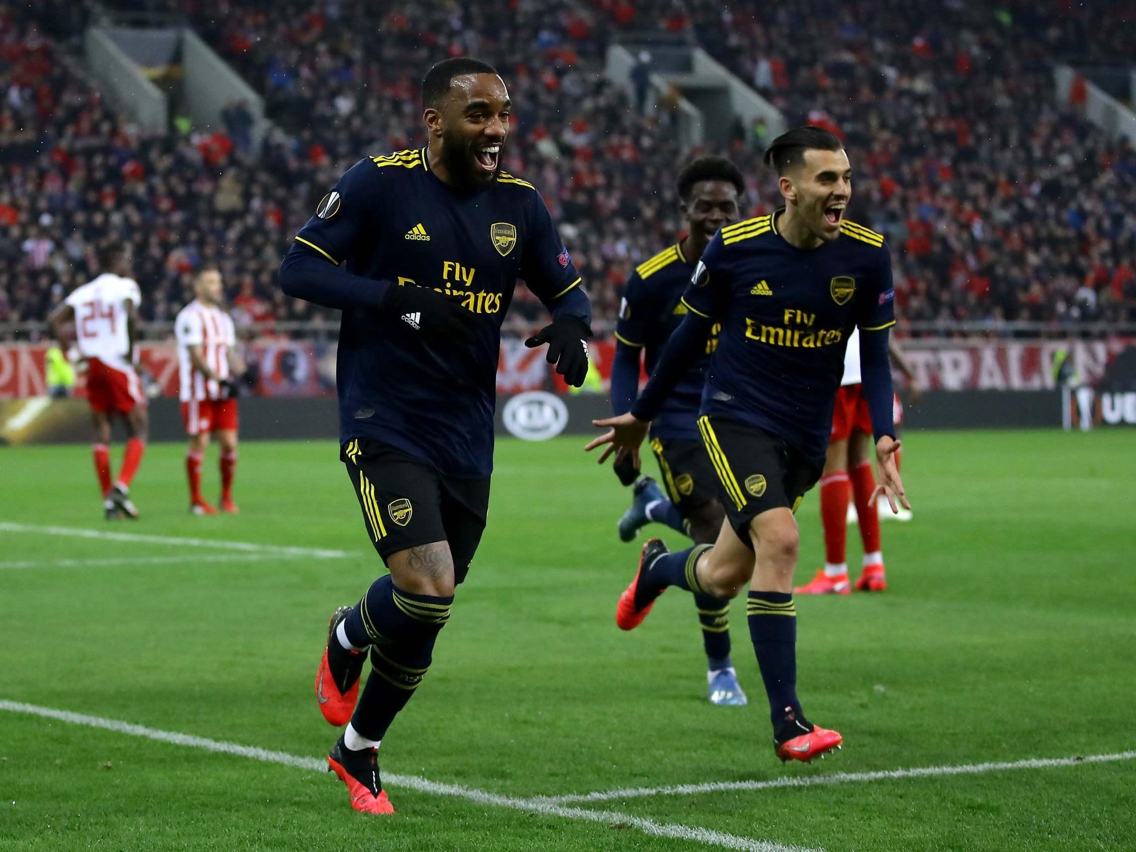 Olympiacos vs Arsenal LIVE – Latest updates
