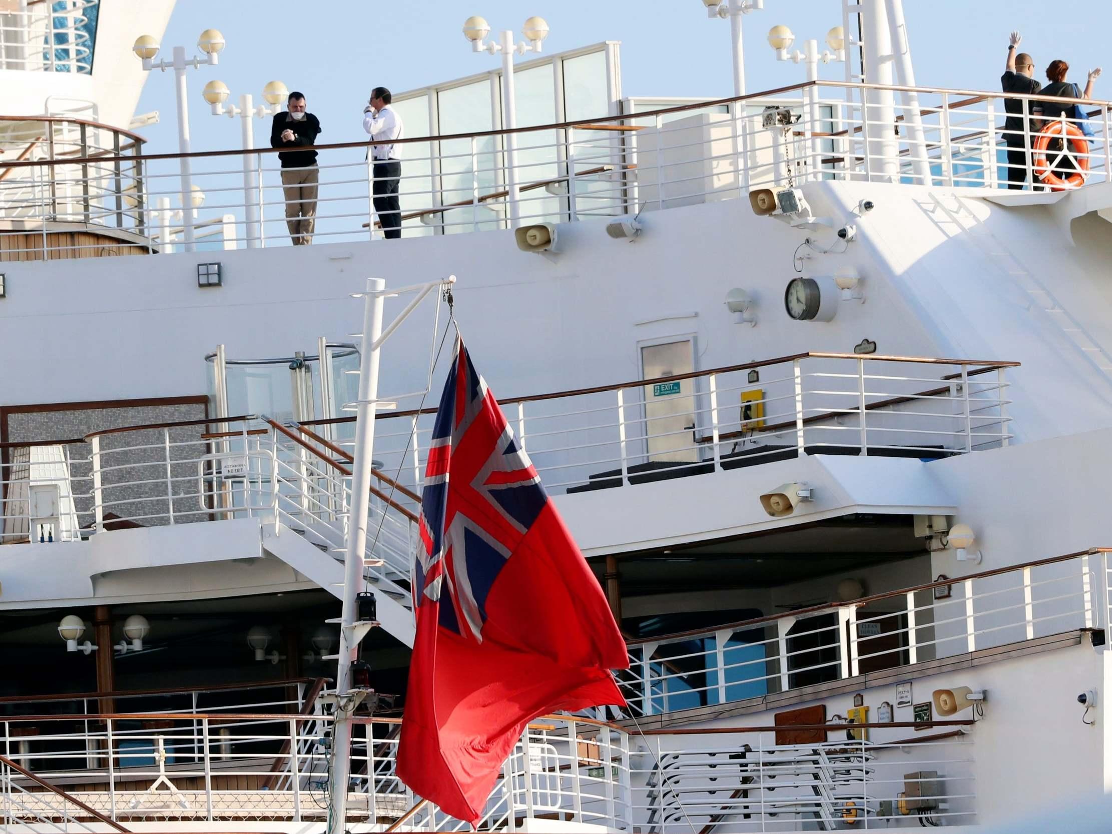Coronavirus news – live: Flight evacuating Britons from cruise ship delayed as Ukrainians attack quarantine bus