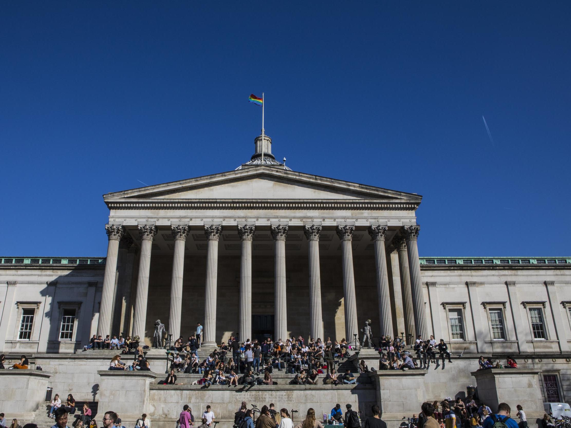 UCL becomes first Russell Group university to ban sexual relationships between staff and students