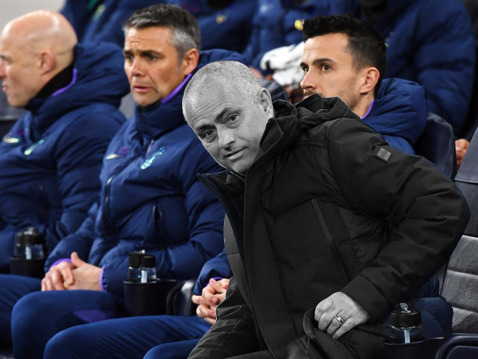 We all expected Chelsea vs Tottenham to be a Jose Mourinho circus – but now it's more important than that