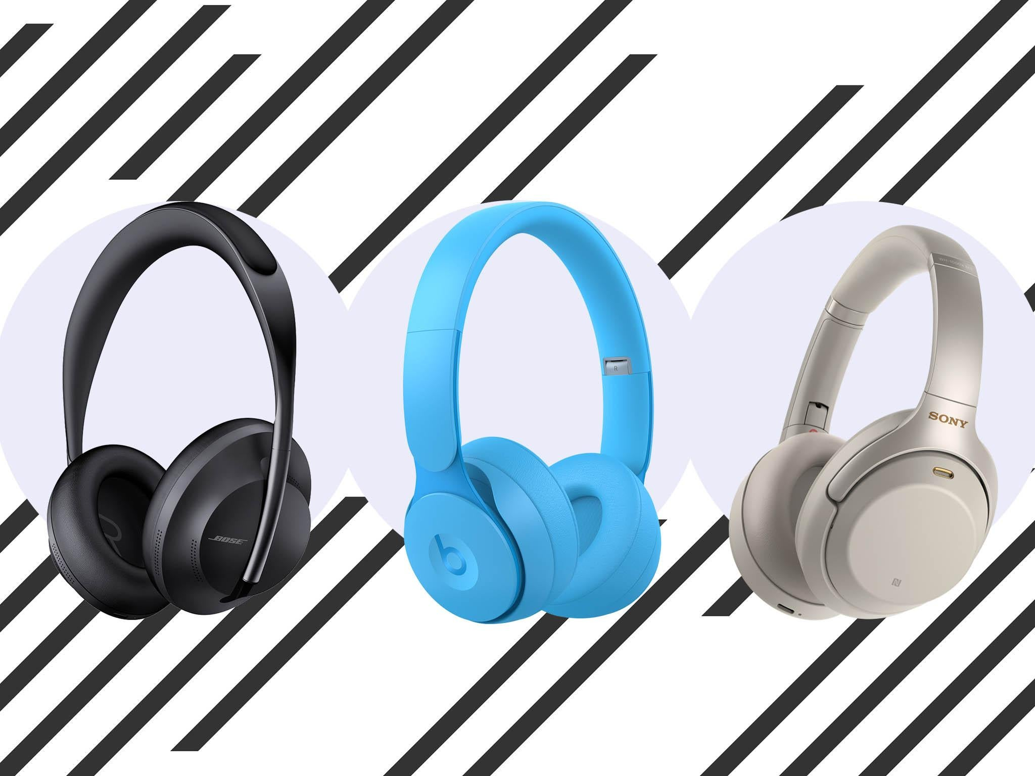 Best Wireless Headphones 2020 On And Over Ear With Noise Cancelling Independent