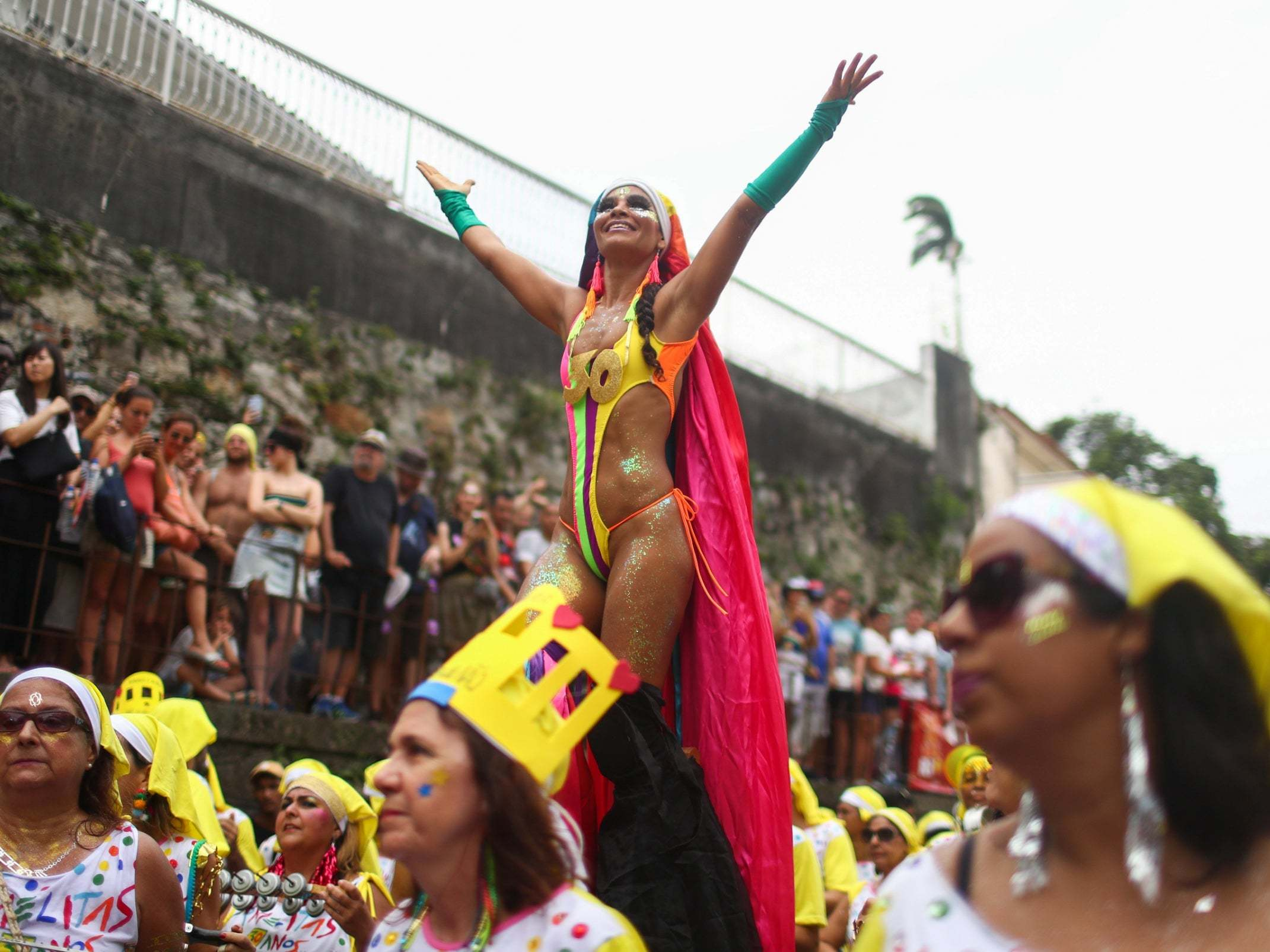 The best pictures from Rio Carnival 2020