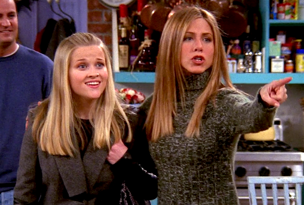 Reese Witherspoon and Gwyneth Paltrow lead celebrity reactions to Friends reunion news