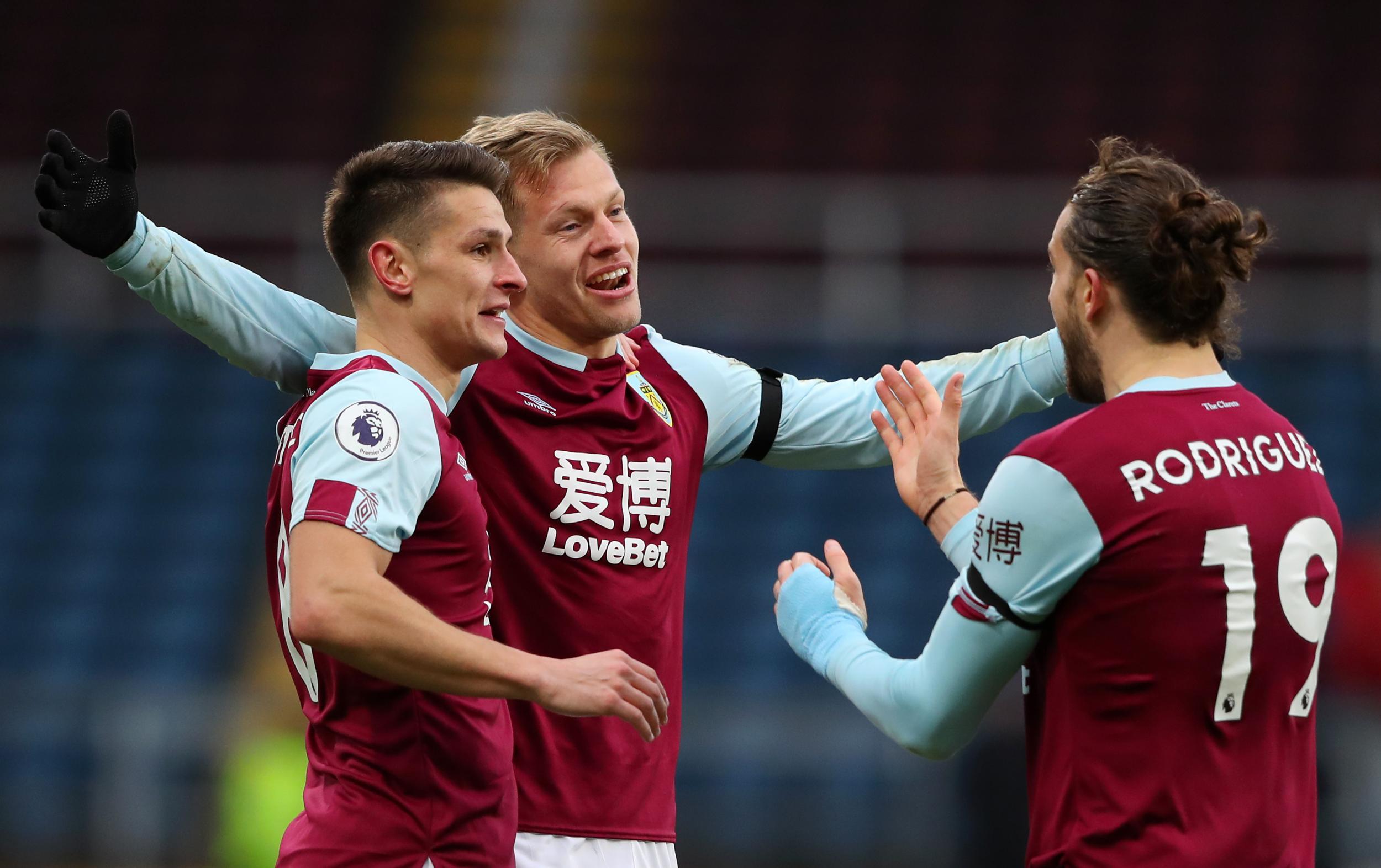 VAR denies Bournemouth as Burnley make them pay
