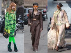 These are the best-dressed people at Milan Fashion Week
