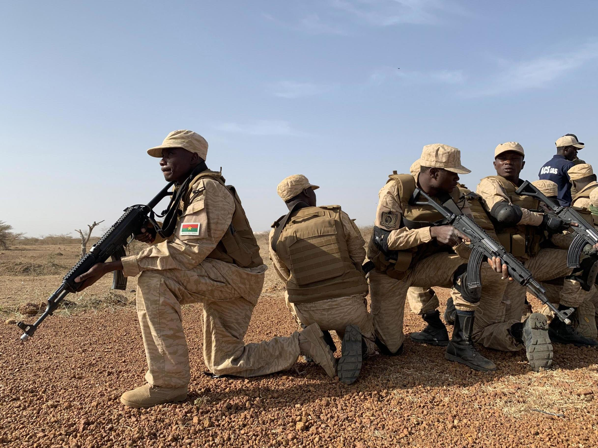 Isis and al-Qaeda join forces in West Africa - independent