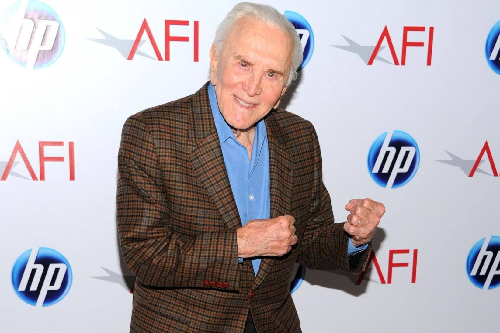 Kirk Douglas leaves 'almost entire $61m fortune to charity'