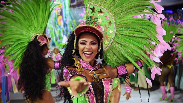 Rio Carnival: All the best pictures from the 2020 carnival celebrations   The Independent   The Independent