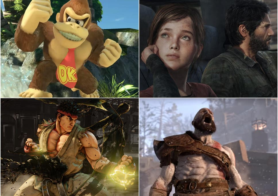 20 Greatest Video Game Characters Ranked From Lara Croft To Sonic The Hedgehog The Independent