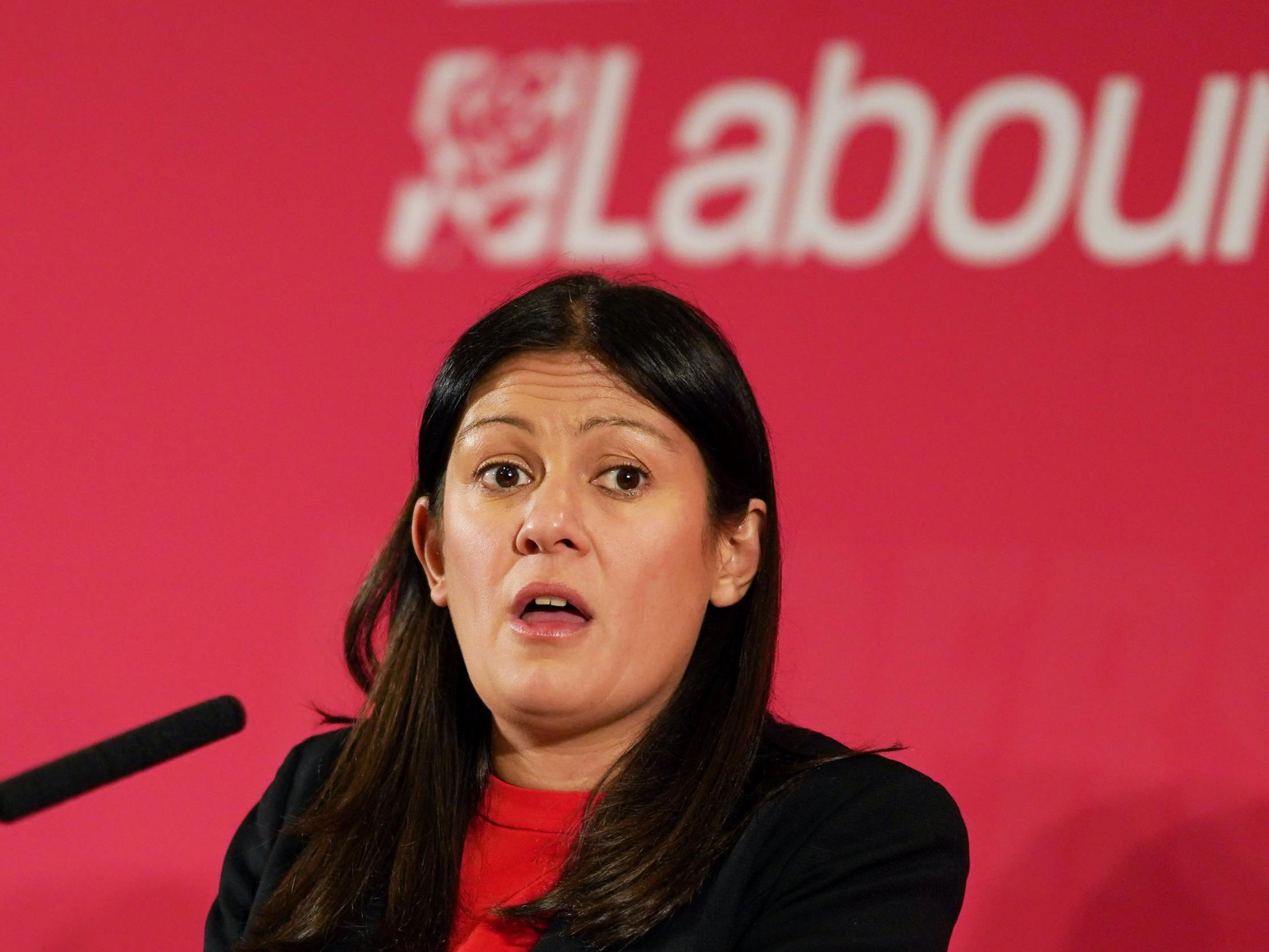 Opinion: Lisa Nandy's chances of winning the Labour leadership just improved tremendously