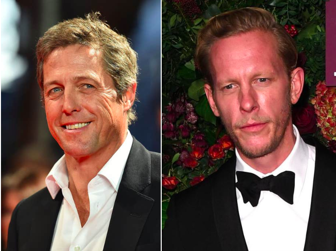 Hugh Grant sends supportive message to Laurence Fox as controversial actor quits social media