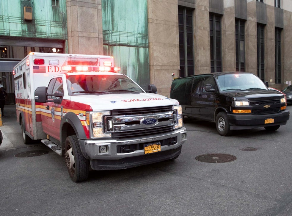 Coronavirus New York Ambulances Say They Re As Busy As On 9 11 The Independent The Independent A voicy / sound effect of 'call an ambulance! coronavirus new york ambulances say