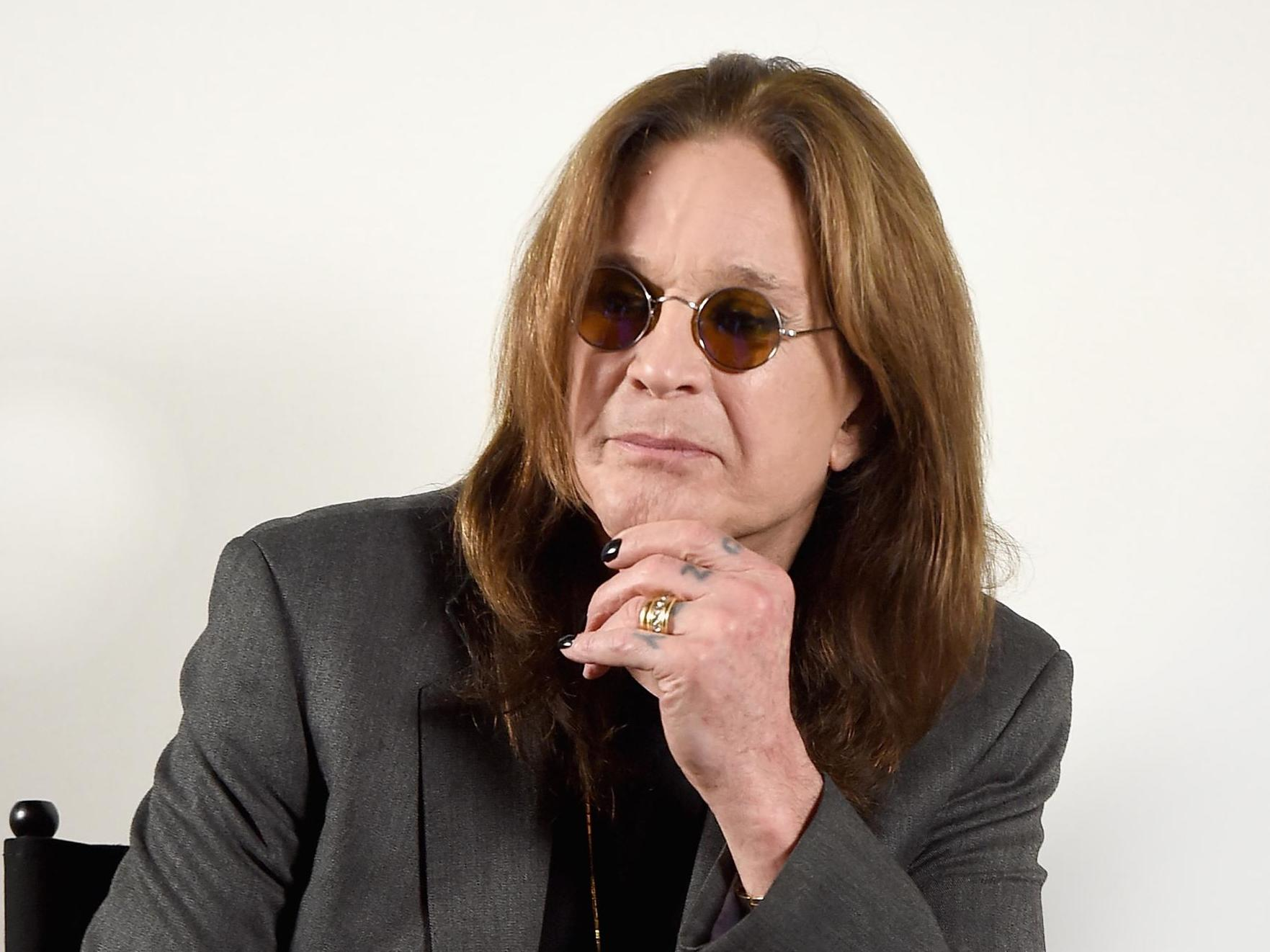 Ozzy Osbourne says Parkinson's battle has been 'f***ing hell'