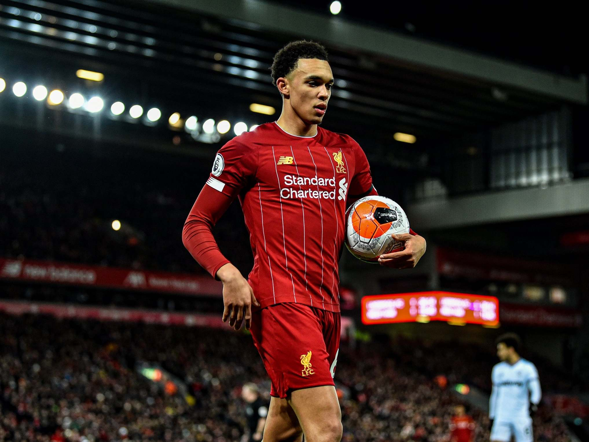 Reece James can push Trent Alexander-Arnold for England role says ...