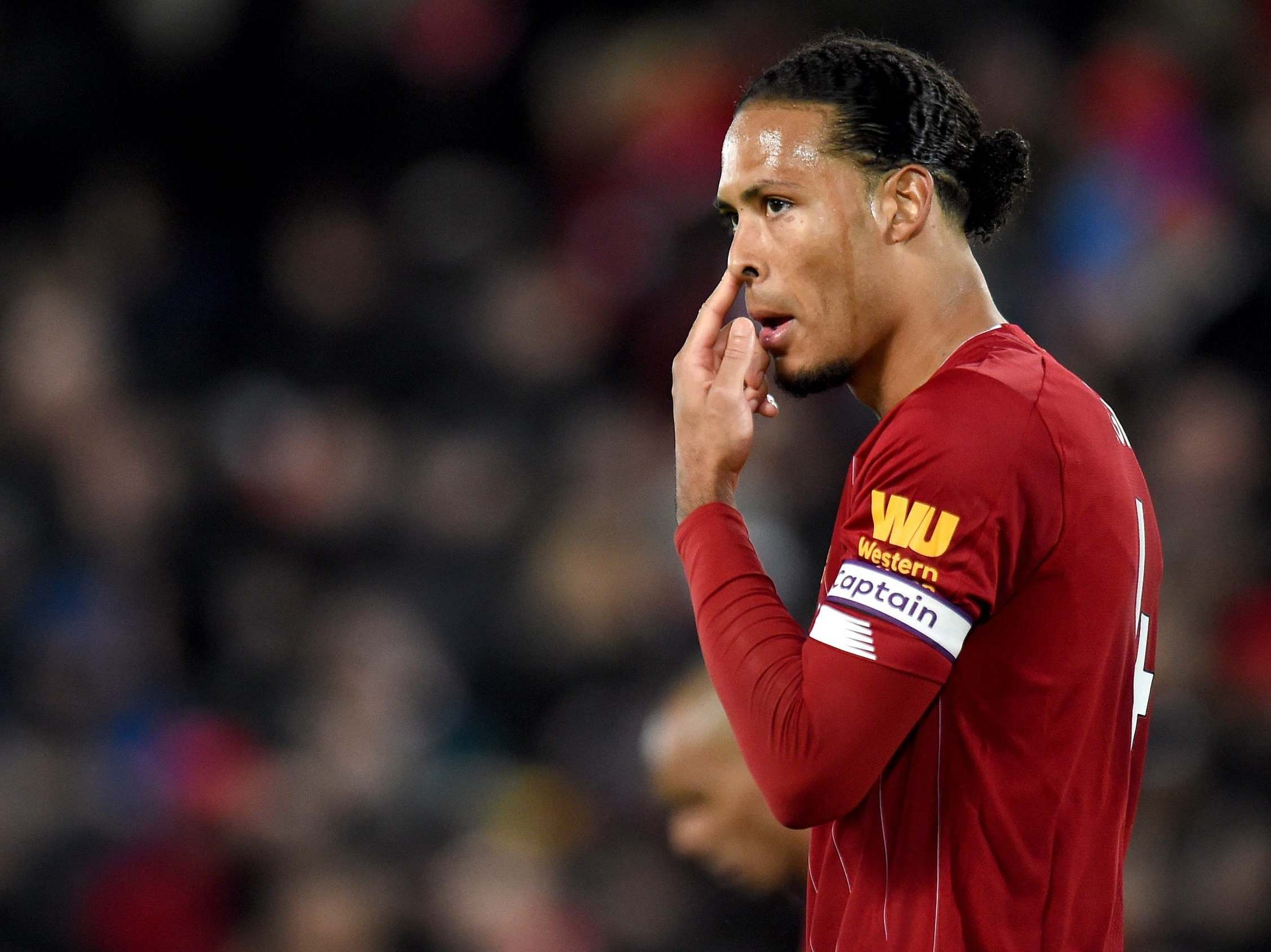 Virgil van Dijk pinpoints the main reason for Liverpool's success