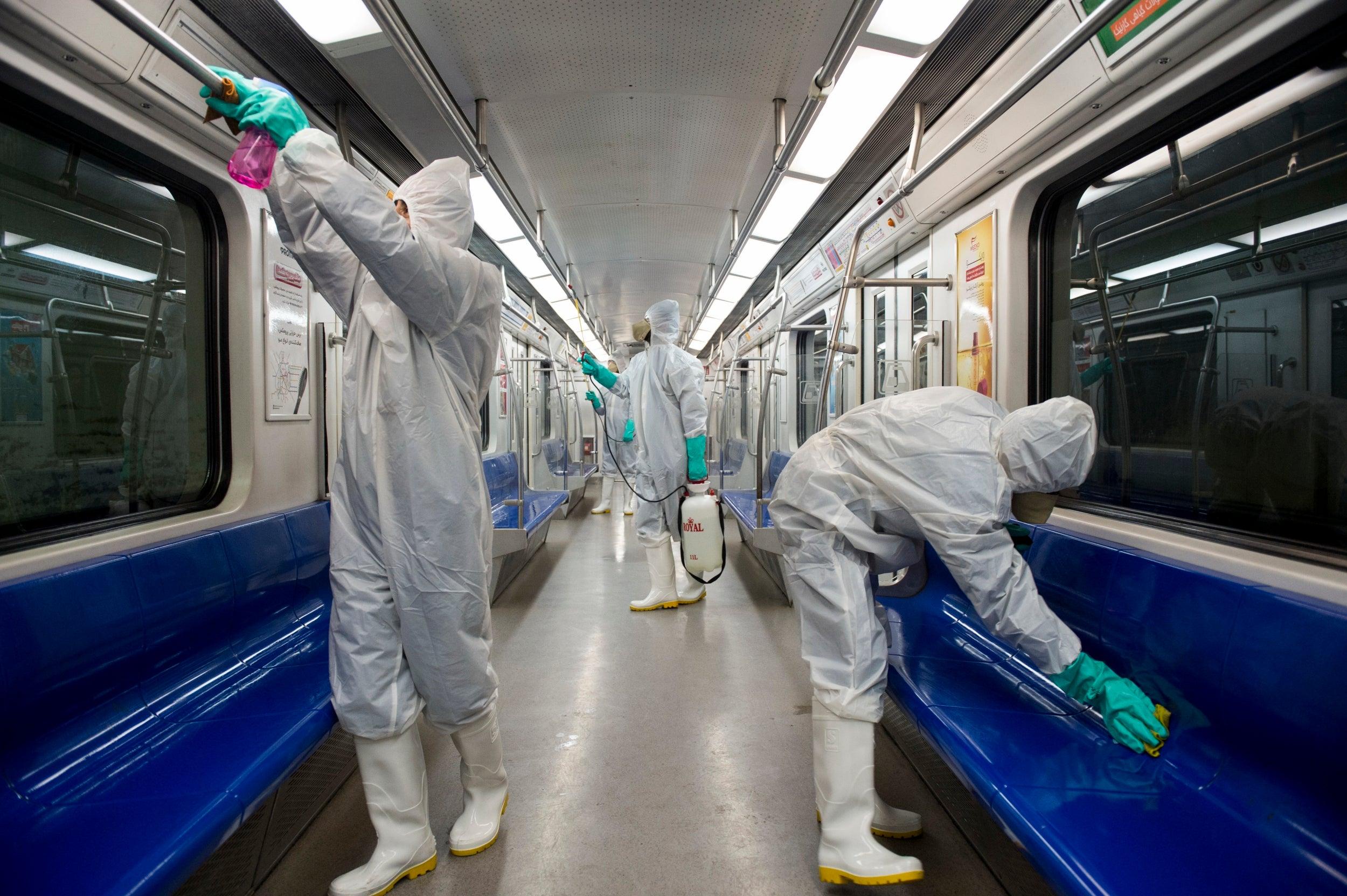 Robert Fisk: Iran's coronavirus outbreak is reminiscent of the Black Death