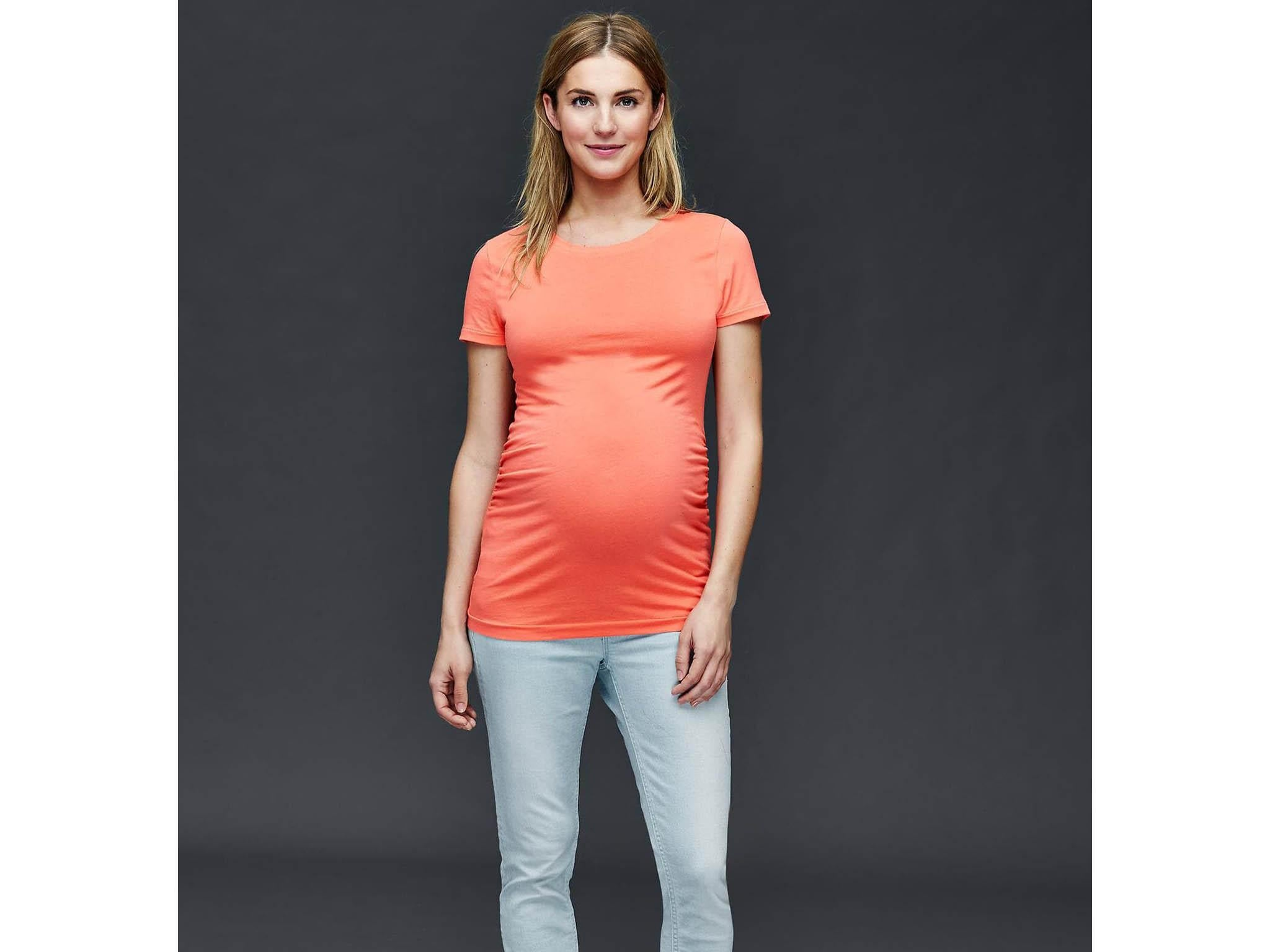 Keep Calm Im Pregnant Baby Bottle Rattle Pregnancy Kids Mens V-neck T-shirt