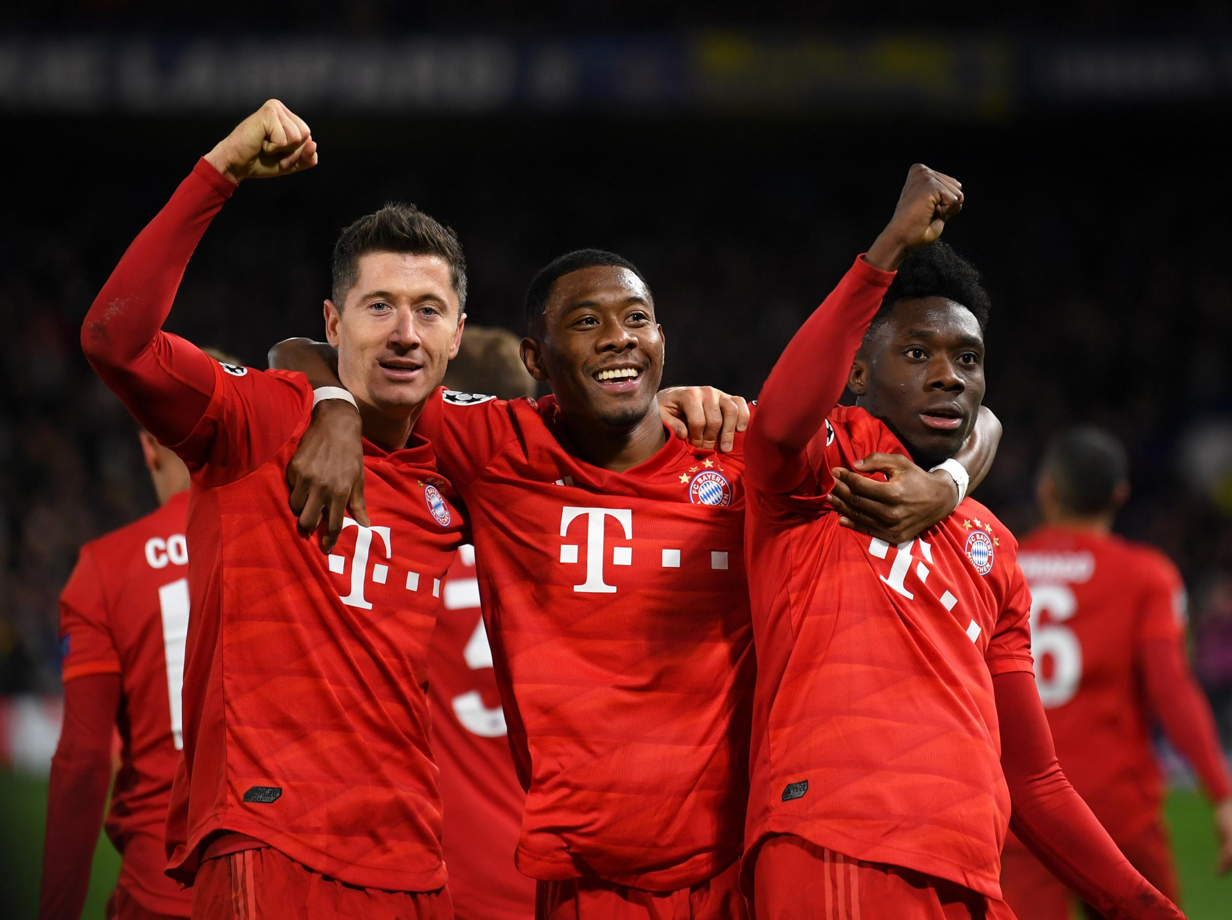 Chelsea 0-3 Bayern Munich: Serge Gnabry strikes twice to all but ...