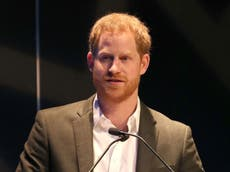 Prince Harry asks to be introduced as just 'Harry' at event