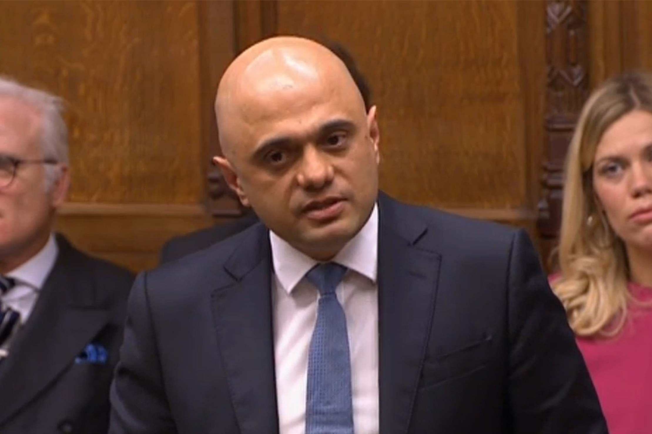 Sajid Javid warns Boris Johnson not to go on a spending splurge in next budget after shock resignation