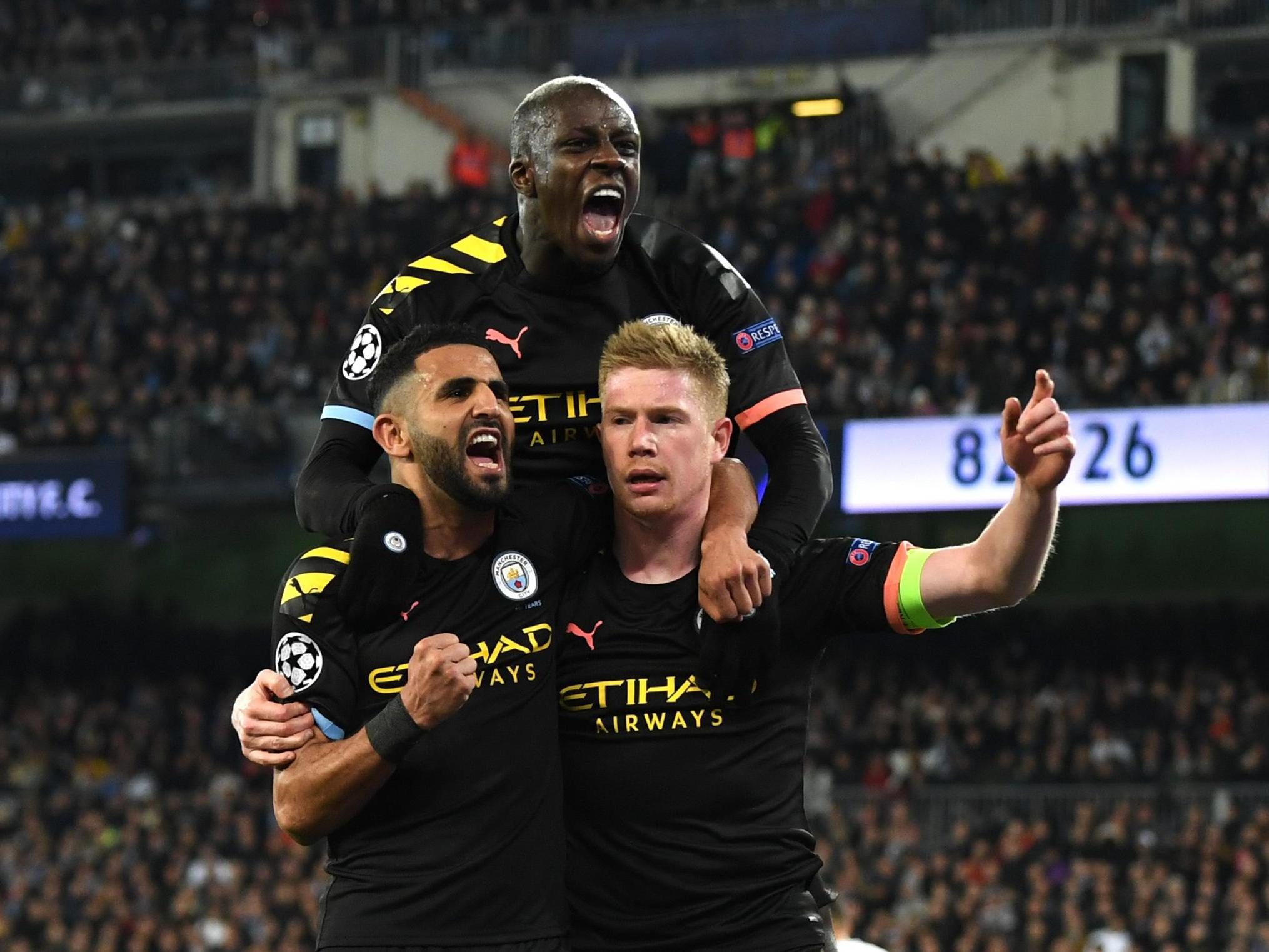 Five things we learned as City beat Madrid at the Bernabeu