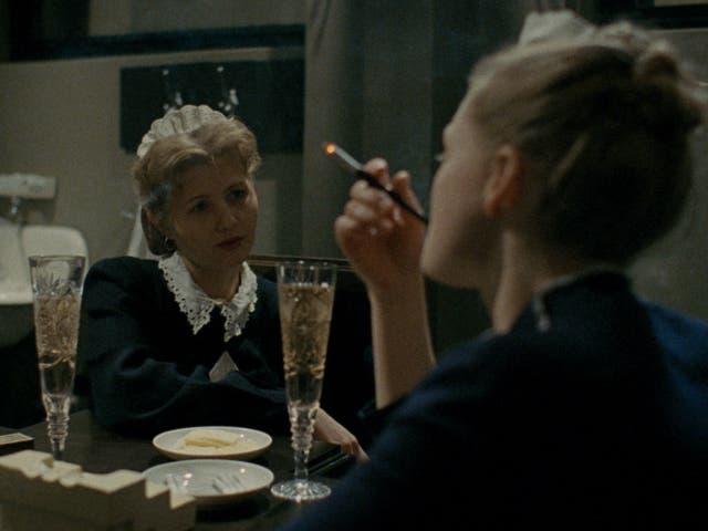 lya Khrzhanovskiy's 'DAU. Natasha', which has premiered at the Berlin Film Festival