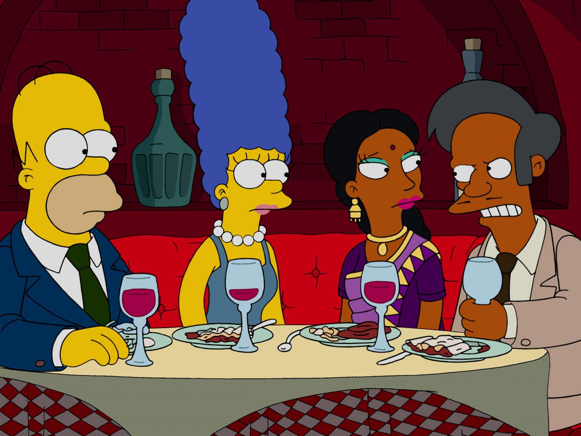 The Simpsons secretly dropped Apu years ago – but nobody noticed