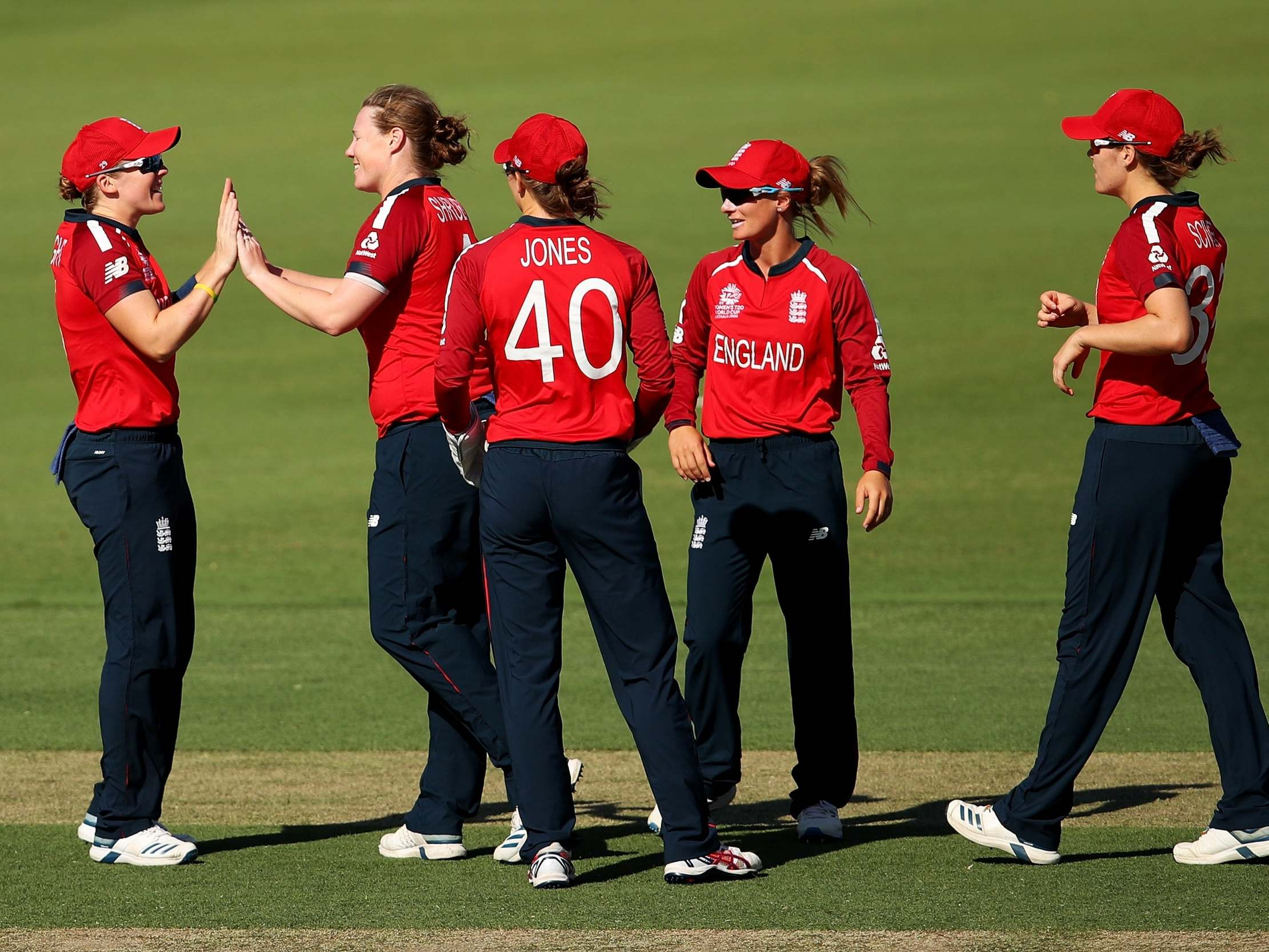 England delighted to finally 'put their stamp' on World Cup