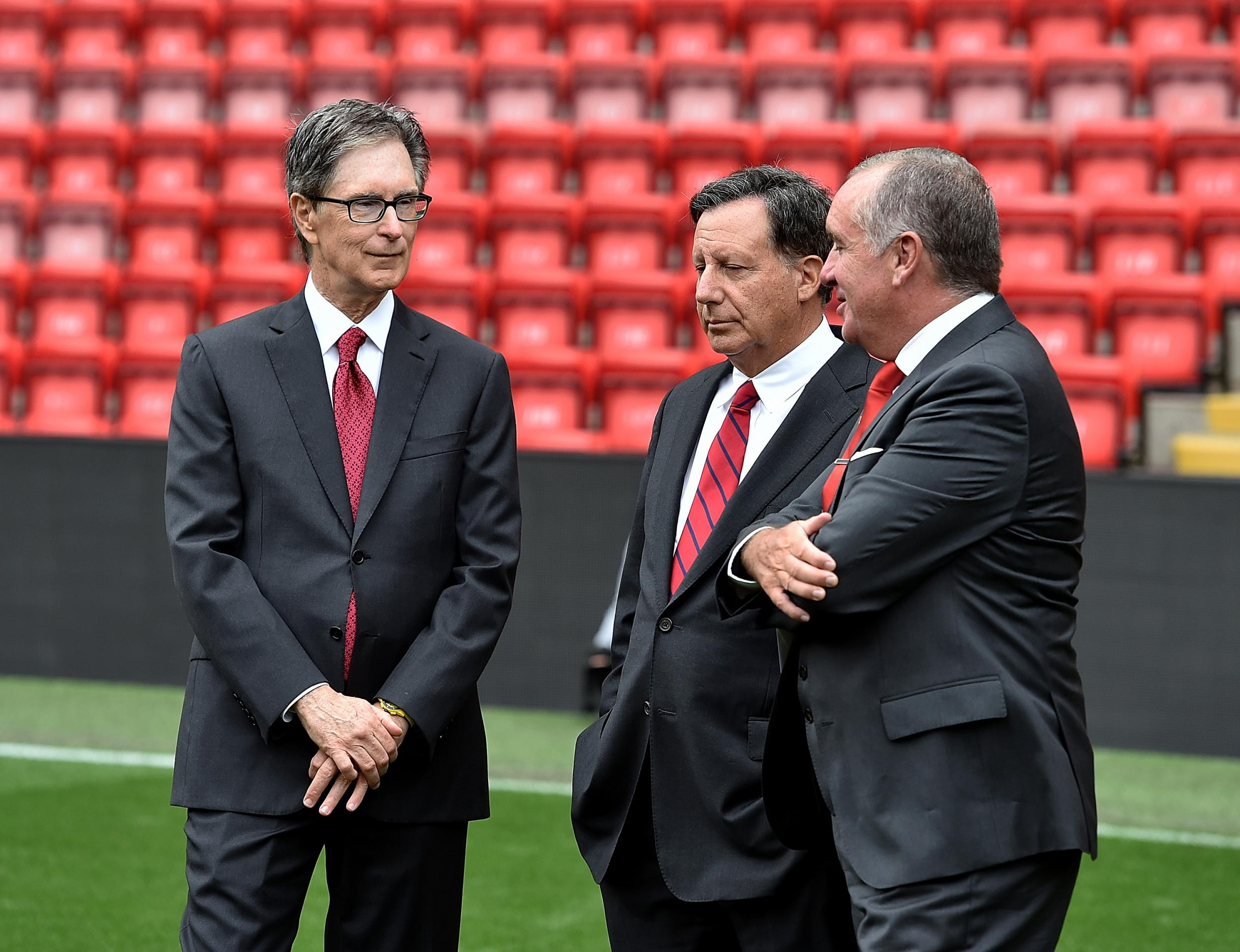 Former chief exec reveals Liverpool owners' plan which has taken Reds back to the top