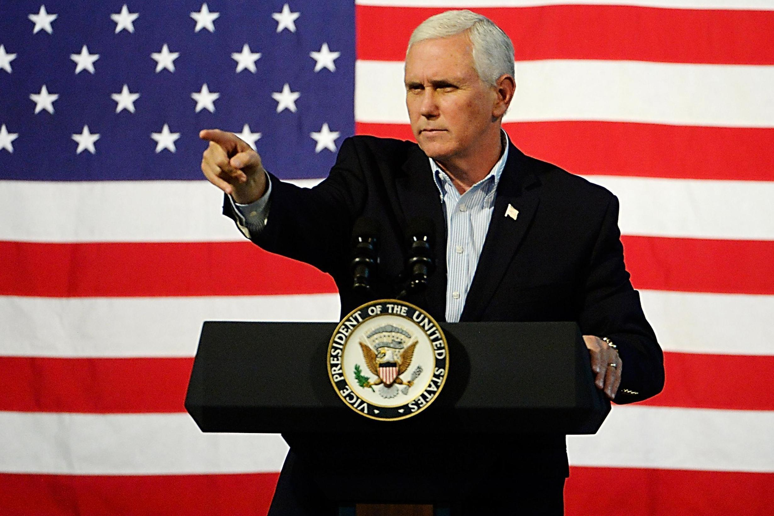 Coronavirus: Four times Mike Pence denied health-related science - independent