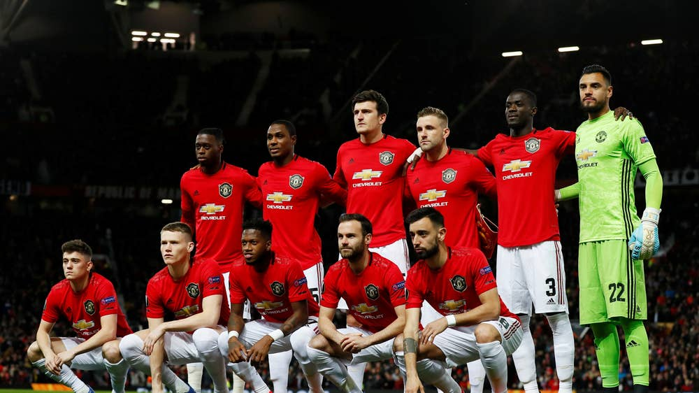 Manchester United vs Brugge: Player ratings