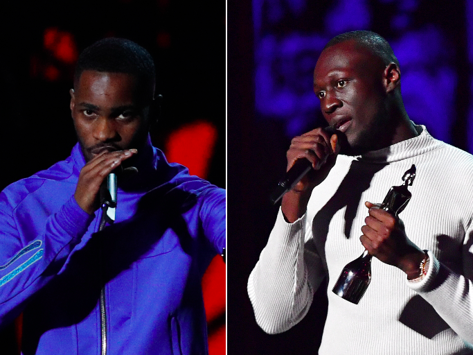 300 viewers complain Dave and Stormzy's Brit Awards performances were 'racist'